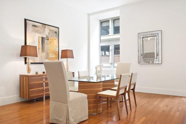 Furnished Quarters Dining Room