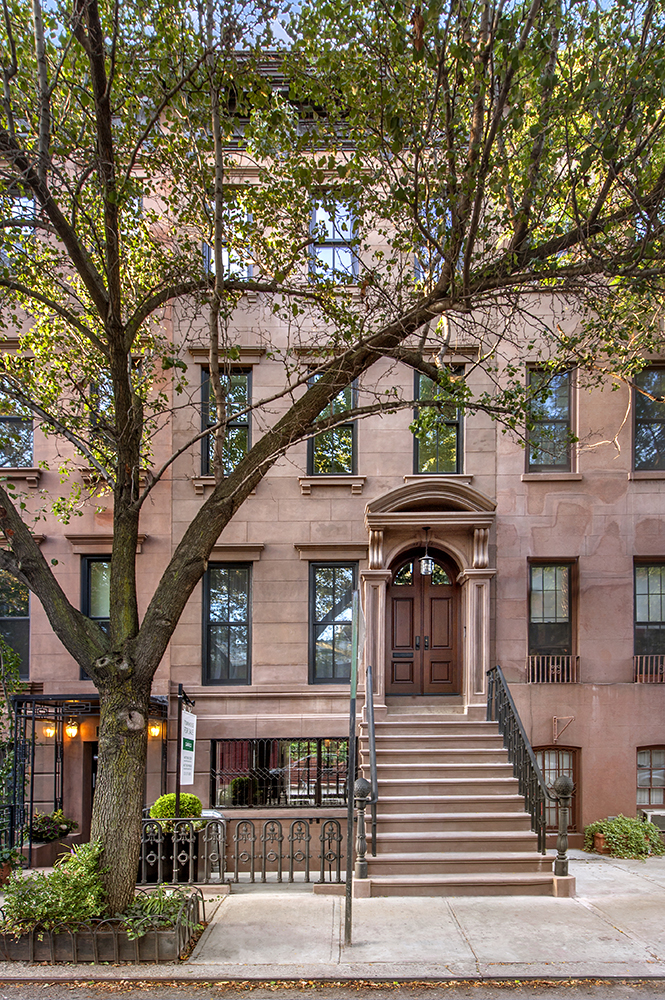 Duplex blog photography and creativity for real estate for Townhouse for sale in manhattan